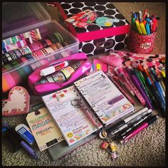 A Crafty Island Girl: Filofax: My First Few Weeks
