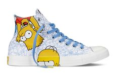 #Converse #BartSimpson #TheSimpsons #SneakerFetish