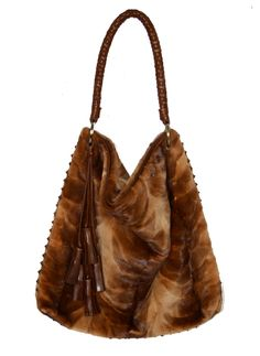Posh Mink Anthony Luciano bag. Gorgeous!