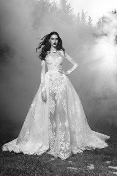 Zuhair Murad Bridal Fall 2016 Fashion Show