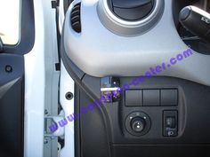 Citroen Berlingo con viva voce Handsfree BC6000m