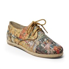 """""""Grand Canal Venice"""" Canvas Espadrille Sneaker by Maurice Prendergast"""
