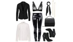 Look of the day: Givenchy bag | Love Moschino trousers | Hugo Boss shirt | Guess jeans jacket | Michael Kors shoes you can get on casunique.com with discount 40% #look #shop #shopping #style #delivery #shipping #fashionblog #fashion #luxe #байер #lookoftheday #шоппинг #italy #beauty #love #bag #доставка #backpack #heels #fashionphotography #fashiondesign #fashiondaily #styles #styleblogger #styleblog #styleoftheday #beauty