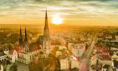 Kudy z nudy - #světovéČesko a sloup Nejsvětější Trojice v Olomouci a ve Vídni: skutečně vyhnaly mor z Evropy?