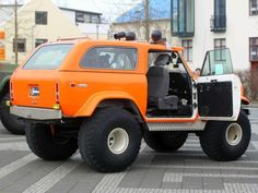 International Harvester Scout as featured in TopGear USA.
