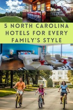 North Carolina has resorts at the beach, in the mountains and in between. Which of these 5 suit your family's vacation style? Vacation Style, Vacation Trips, Vacation Ideas, Vacation Rentals, Family Resorts, Hotels And Resorts, Beach Hotels, Beach Resorts, Beach Trip