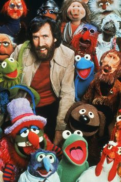 Jim Henson, thank you for the madness X