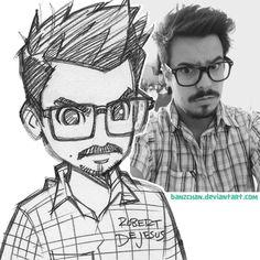 Rawrafa Sketch by Banzchan on DeviantArt