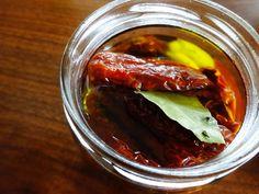 ◇ドライトマトのオリーブオイル漬け(レシピあり)◇