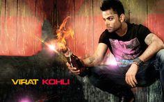 Dashing virat kohli hd wallpaper  Virat Kohli, Indian Cricketer, Batsman, HD, Wallpapers, Images, Photos, Dashing, Handsome, Pictures, Free, Download, Desktop, background