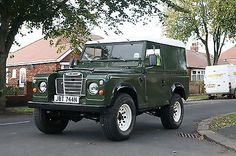 1975 Land Rover Series 3 (tax Exempt)