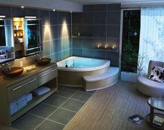 A Wonderful Selection Of Extraordinary Bathtub Designs 10