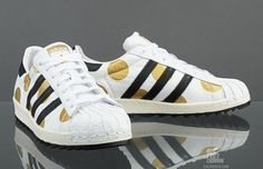 "Jeremy Scott x adidas Originals JS Superstar 80s ""Ripple"""