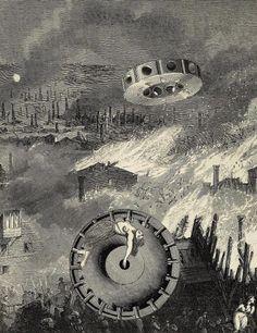 Max Ernst. Collages from La Femme 100 Têtes