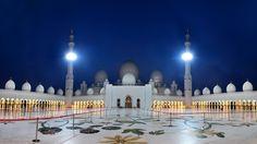 Sheikh Zayed Mosque by Shoayb.deviantart.com on @deviantART