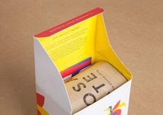 Kokako – Purosa Estate Single Origin — The Dieline - Branding & Packaging Design