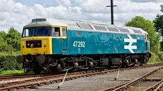 Three more diesel locomotives join the line up for the Severn Valley Railway Spring Diesel Gala