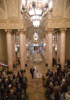 Rialto Square Theatre – Chicago Suburbs – Reception and Ceremony Locations