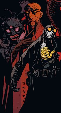 """Lobster Johnson: The Iron Prometheus •Mike Mignola and Dave Stewart """""""