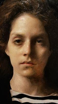 ARTIST: Nick Alm ~ Florence Academy Of Art, Oil Portrait, Historical Art, Art Sketchbook, Figure Painting, Painting Techniques, Figurative Art, Fine Art, Paintings