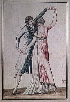 ...print of a couple dancing.