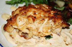 Susannah's Kitchen: Recipe | Classic Crab Cakes | Discount Retro Vintage Aprons, Recipe, Wedding, Cupcake, Dessert, DIY, Drink, Fashion Food, Holiday