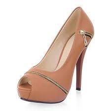 Resultado de imagen de zapatos de tacón de aguja