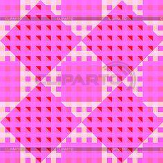 형상 핑크 원활한 패턴   벡터 클립 아트   ID 3003765