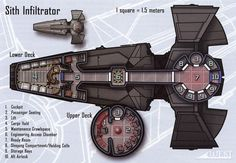 star wars starship floor plans - Google Search