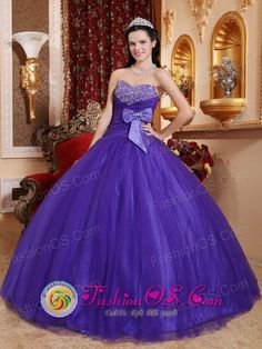 purple silver quinceanera dresses