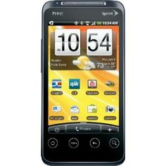 HTC EVO Shift 4G Android Phone (Sprint)  Check it out!  http://davesereadersandtablets.com/index.php?page=393841