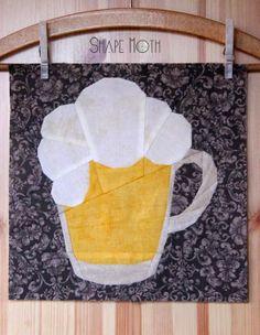 Beer Mug and Dirndl PP patterns