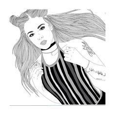 We Heart It ❤ liked on Polyvore featuring fillers, doodles, outline, sketches, phrase, quotes, saying and text