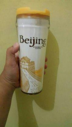Tumbler Starbucks Beijing