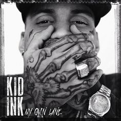 Here are 2 new joints from Kid Ink. The first on is titled 'Iz U Down' featuring Tyga. The second joint is titled 'No Miracles' and features Elle Varner & Machine Gun Kelly. Kid Ink, Elle Varner, Ll Cool J, Chris Brown, Music For Kids, New Music, Music Mix, No Regrets Tattoo, Rapper
