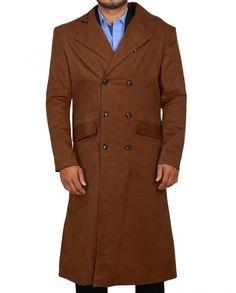 10th Doctor David Tennant Men Coat