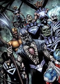 The Black Lantern Corps is a fictional organization of zombies appearing in comic books published by DC Comics, related to the emotional spectrum. Description from imgarcade.com. I searched for this on bing.com/images