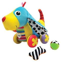 Lamaze Pippin The Push Along Pup Review – Cutest Puppy On The Block? | Newspaper Cat