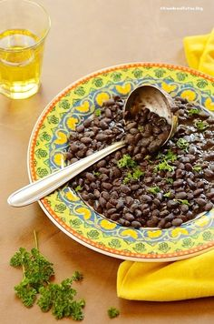 Black Beans (How To Make Black Beans From Scratch)