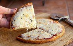 Βάση πίτσας με Κινόα