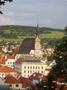 Prachatice, Czech Republic - beautiful countryside