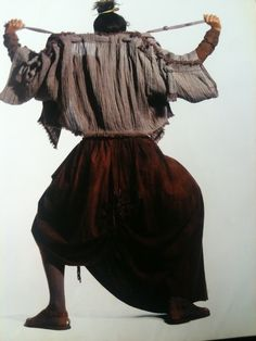 """ issey miyake by irving penn (1989) """