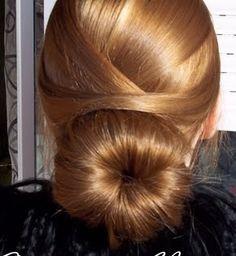 Elegant Hair Bun