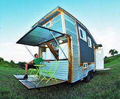 RAW CREATIVE DESIGN TINY HOUSE
