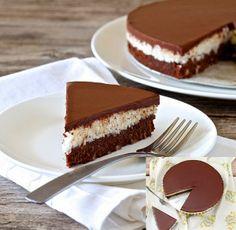 Chocolade Cheesecake - http://www.volrecepten.nl/r/chocolade-cheesecake-6520766.html