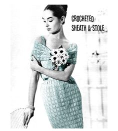 Inspiration - no pattern - Purple Chair Crochet: Wrong Era (Vintage Crochet)