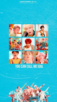 BTS (방탄소년단) 'IDOL' Official MV Lockscreen ♥️ Namjoon, Taehyung, Bts 2018, Taemin, Boy Scouts, Bts Bangtan Boy, Bts Jimin, Bts K Pop, Nct