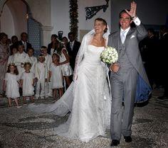 2010 - Prince Nikolaos and Princess Nikolaos Photos - Wedding of Prince Nikolaos and Miss Tatiana Blatnik - Wedding Service - Zimbio