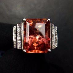 Tourmaline Ring Pure Platinum 900 Gold Natural Tourmaline Gemstones Female Rings for Women Fine Ring Pure Platinum, Tourmaline Gemstone, Class Ring, Pure Products, Gemstones, Rings, Pattern, Gold, Natural