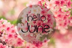 Hello June june month hello june june quotes hello june quotes welcome june New Month Quotes, March Quotes, June Pictures, Welcome June, New Month Wishes, Hello June, Lol, Flower Quotes, Months In A Year